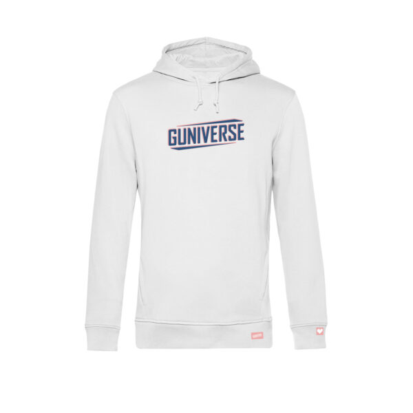guniverse-hoodie-maennlich-frontansicht-mit-motiv-logo-bluepink